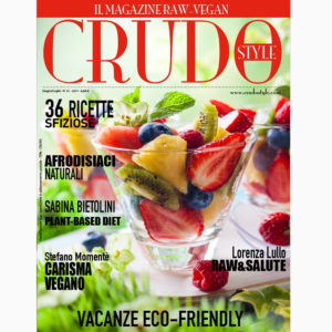 Magazine Vegan Crudostyle 15